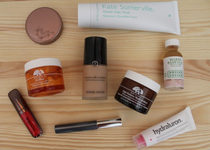 Top 10 beauty products of 2013