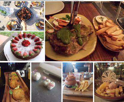 Update and recent food adventures